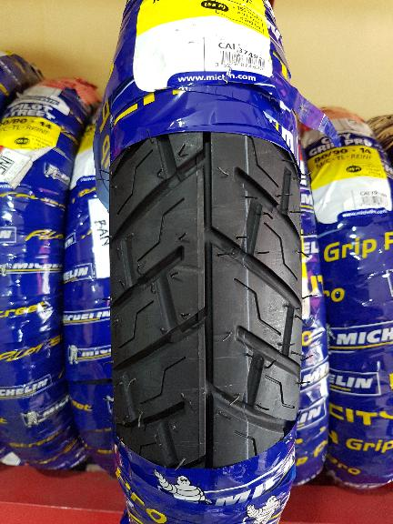 Vỏ xe Michelin City Grip Pro 80/90-17 STD-720 Michelin